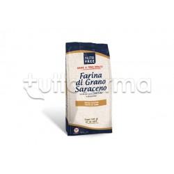 Nutrifree Farina di Grano Saraceno Senza Glutine per Celiaci 500g