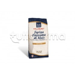 Nutrifree Farina di Mais Finissima Senza Glutine per Celiaci 500g