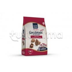 Nutrifree Gocciolotti al Cioccolato Senza Glutine per Celiaci 240g