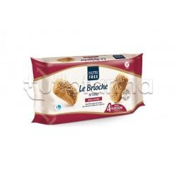 Nutrifree Le Brioche Integrali Senza Glutine per Celiaci 200g