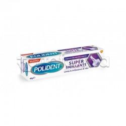 Polident Super Sigillante Crema Adesiva per Protesi Dentali 70gr