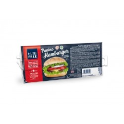 Nutrifree Panino Hamburger Senza Glutine per Celiaci 180g