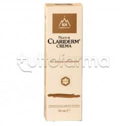 Clariderm Nuova Crema Schiarente Antimacchie 30 ml
