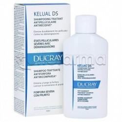 Ducray Kelual DS Shampoo per Dermatite Seborroica 100 ml