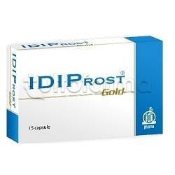 Idiprost Integratore per Ipertrofia Prostatica 15 Capsule