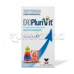 Sustenium Idroplurivit Gocce Vitamine per Bambini 30ml