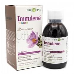 Immulene Junior Sciroppo Bambini per Difese Immunitarie 200ml