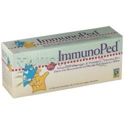 ImmunoPed per Sistema Immunitario Bambini 14 Flaconcini