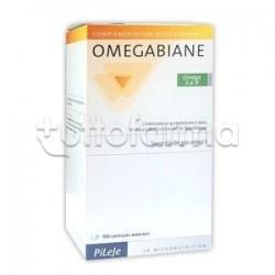 Omegabiane Integratore con Omega3 100 Capsule