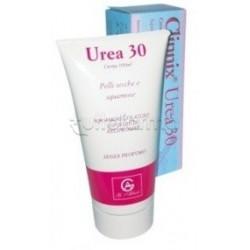 Clinnix Urea 30 Crema Squamoregolatrice Esfoliante Relipidante 100 ml