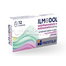 Ilmodol Antinfiammatorio e Antireumatico per Dolore 12 Compresse