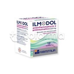 Ilmodol Antinfiammatorio e Antireumatico per Dolore 12 Bustine