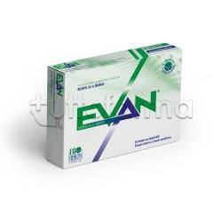 Evan Integratore Antinfiammatorio e Drenante Naturale 20 Compresse