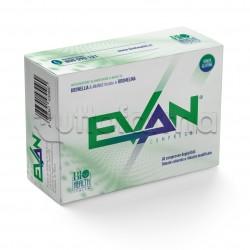 Evan Integratore Antinfiammatorio e Drenante Naturale 60 Compresse
