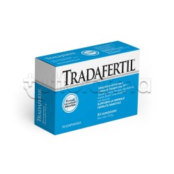 Tradafertil Integratore per Fertilità Uomo 30 Compresse