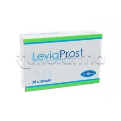 Leviaprost Integratore Naturale per Prostata 30 Capsule
