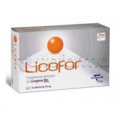 Licofor Integratore per Vista e Occhi 30 Capsule