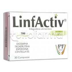 Linfactiv Plus Retard per Circolazione 30 Compresse