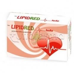 Lipidred Forte Integratore per Abbassare Colesterolo 30 Compresse