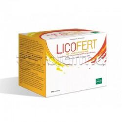 Licofert Integratore per Fertilità Uomo 20 Bustine