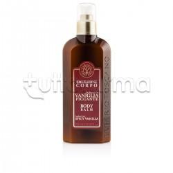 Erbario Toscano Vaniglia Piccante Emulsione Idratante Corpo 250ml