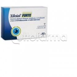Xiloial Forte Collirio Monodose 20 Flaconcini