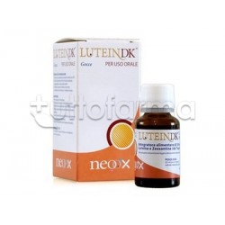 Lutein DK Gocce Vitamina D e K 15ml
