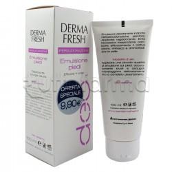 Dermafresh Ipersudorazione Emulsione Piedi 100 ml