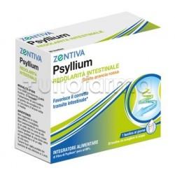 Zentiva Psyllium 20 Bustine per Regolarità Intestinale