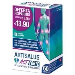 Artisalus ACT Forte Integratore per Dolori Articolari 60 Capsule