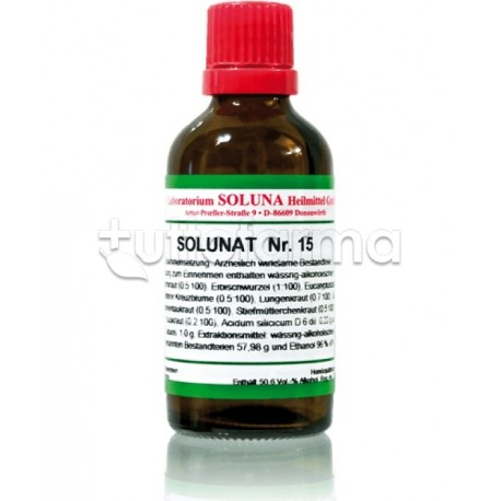 Solunat 15 50ml