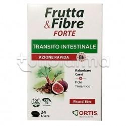 Frutta e Fibre Concentrato per Stitichezza 30 Compresse