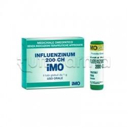 IMO Influenzinum 200ch 4 Tubi Dose