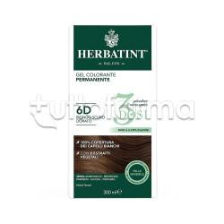 Herbatint 6D Biondo Scuro Dorato 265ml