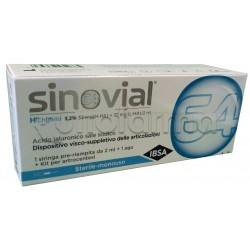 Sinovial HL Hybrid Siringa Intra-Articolare con Acido Ialuronico