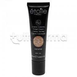 Rougj Etoile Bb Cream Crema Colorata Tonalità Medium Dark