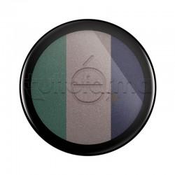 Rougj Etoile Ombretto 01 Trio Colori Pavone Grigio Blu Navy 01