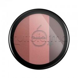 Rougj Etoile Ombretto 02 Trio Colori Amaranto Salmon Porpora
