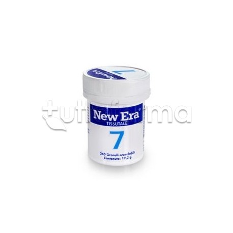 New Era 7 240 Granuli