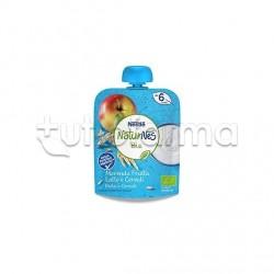 Nestlè NaturNes Biologico Merenda con Frutta ai Cereali e Mela 90gr