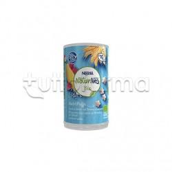 Nestlè NaturNes Biologico Nutri Puffs Snack ai Cereali con Banana e Lampone 35gr