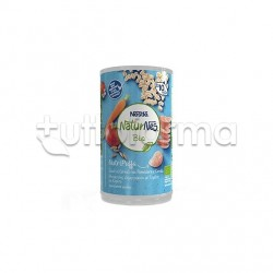 Nestlè NaturNes Biologico Nutri Puffs Snack ai Cereali con Pomodori e Carote 35gr