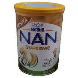 Nestlé NAN Supreme 1 Latte in Polvere per Neonati 400 grammi