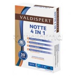 Valdispert Notte 4in1 Contro l'Insonnia 30 Capsule Molli