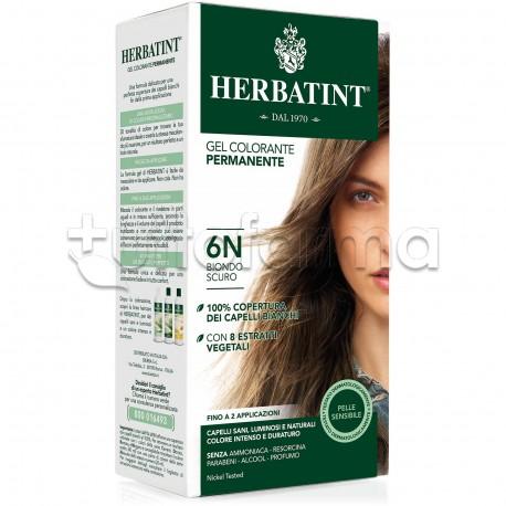 Herbatint 6N Biondo Scuro 135ml