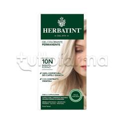 Herbatint 10N Biondo Platino 135ml