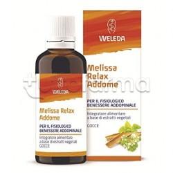 Weleda Melissa Relax Addome Gocce 50ml