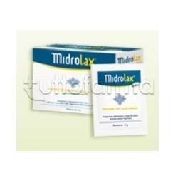 Midrolax Bustine Lassativo Naturale per Stitichezza 20 Bustine