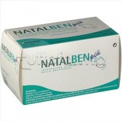 Natalben Più Vitamine e Minerali per Gravidanza 90 Capsule Molli