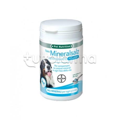 Bayer Neo Mineral Salz Reintegratore Sali Minerali Cani 300g